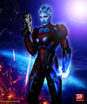 Mass Effect 3 Daughter Of The Savior Of The Galaxy