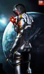 Mass Effect 3 Cerberus Phantom (2012)
