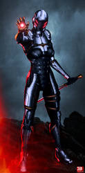 Mass Effect 3 The Last Of Phantoms HD (2012) by RedLineR91