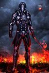 Mass Effect 3 N7 Slayer V2 (2013)