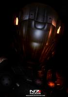 Mass Effect 3 N7 Paladin PROMO (2013) by RedLineR91