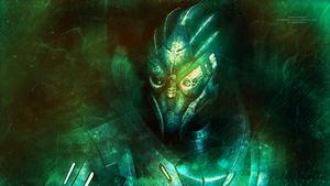 Mass Effect Synthesis Wallpapers Garrus (2014)