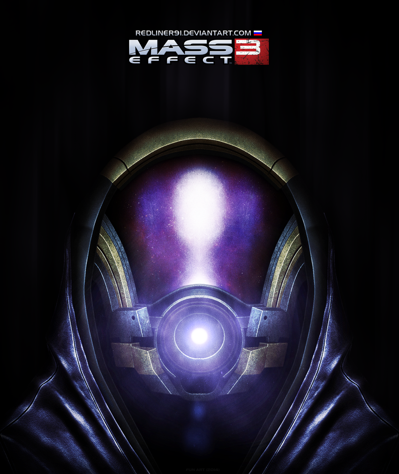 Mass Effect 3 Tali' Zorah PROMO (2014) by RedLineR91