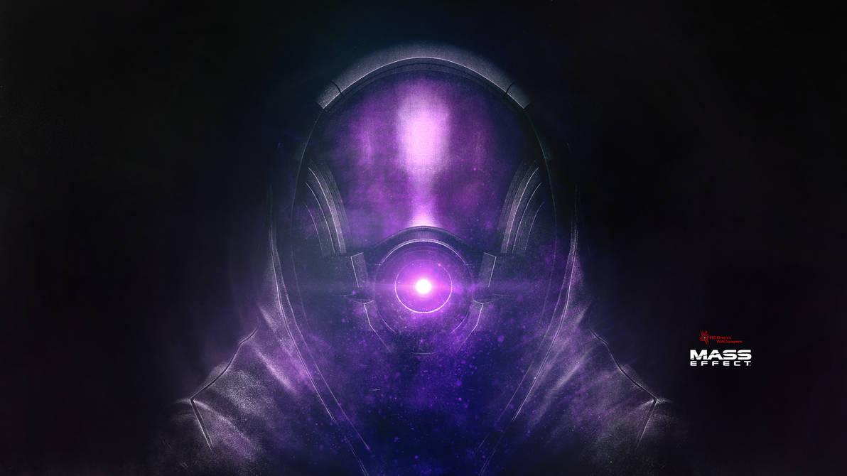 Mass Effect Tali' Zorah REDness Ultra HD by RedLineR91 on