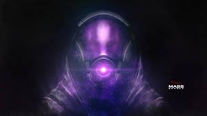 Mass Effect Tali' Zorah REDness Ultra HD by RedLineR91