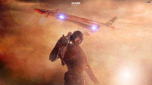 Wanderer - Mass Effect Andromeda Wallpaper 4K
