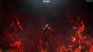 Fireproof - Mass Effect Andromeda Wallpaper 4K
