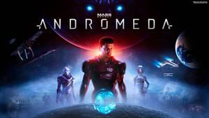 Pathfinder - Mass Effect Andromeda Wallpaper 4K