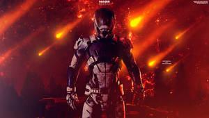 Devastator - Mass Effect Andromeda Wallpapers 4K by RedLineR91