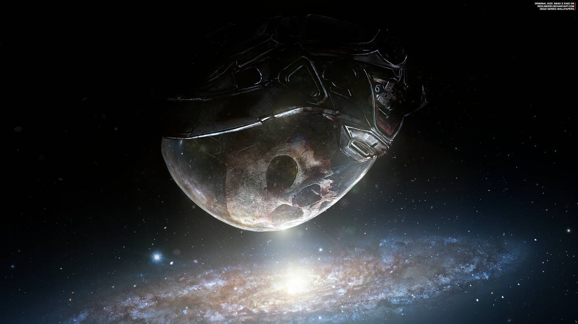Dead Dream - Mass Effect Andromeda Wallpapers 4K by RedLineR91