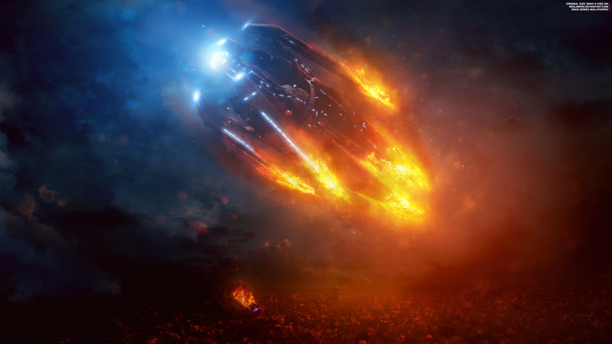 Lost Ark Mass Effect Andromeda Wallpapers K By Redliner