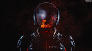 Playing With Fire - Mass Effect Andromeda 4K by RedLineR91