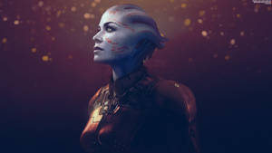 Survivor - Mass Effect Trilogy Asari 4K