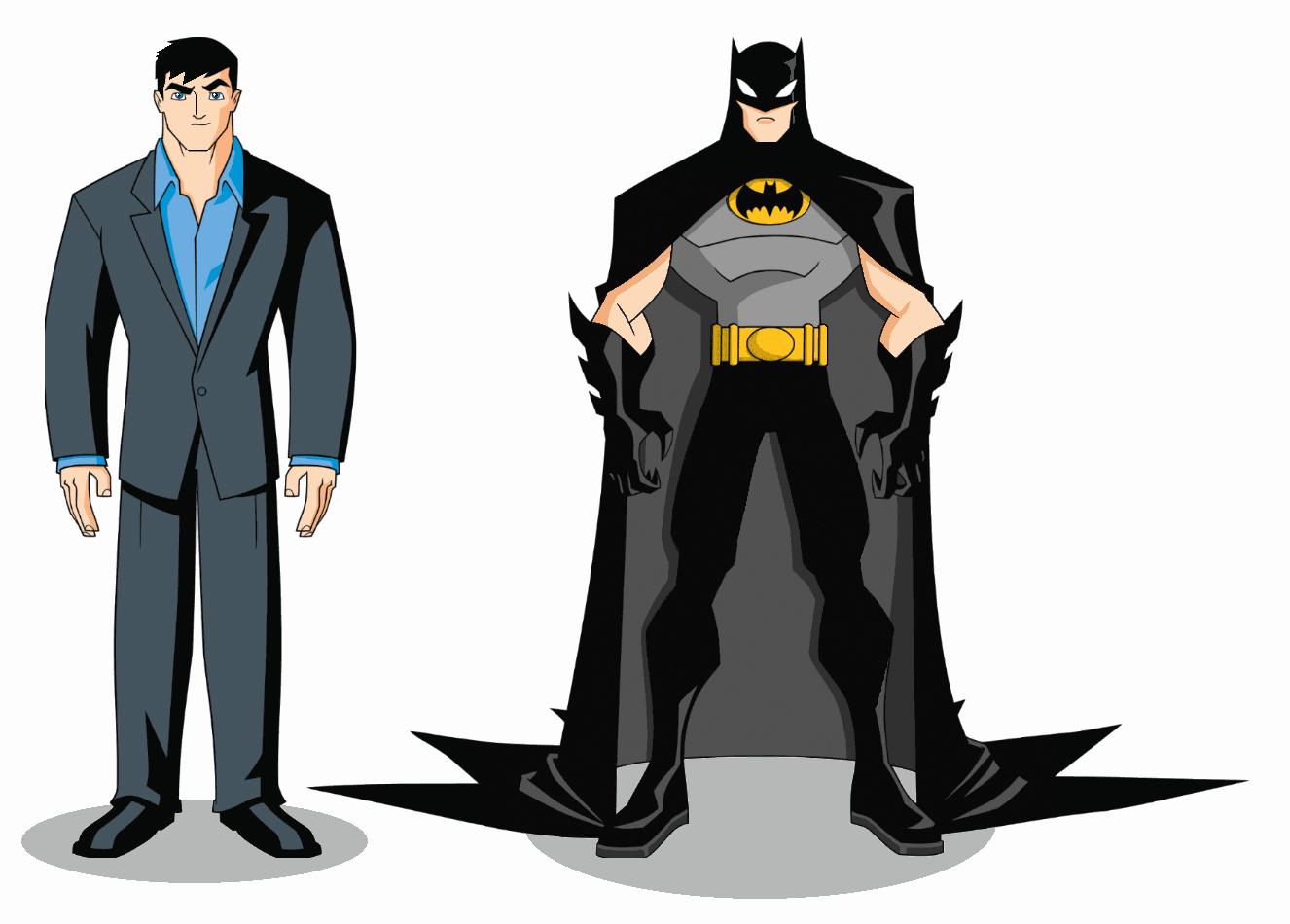 Batman young justice figure