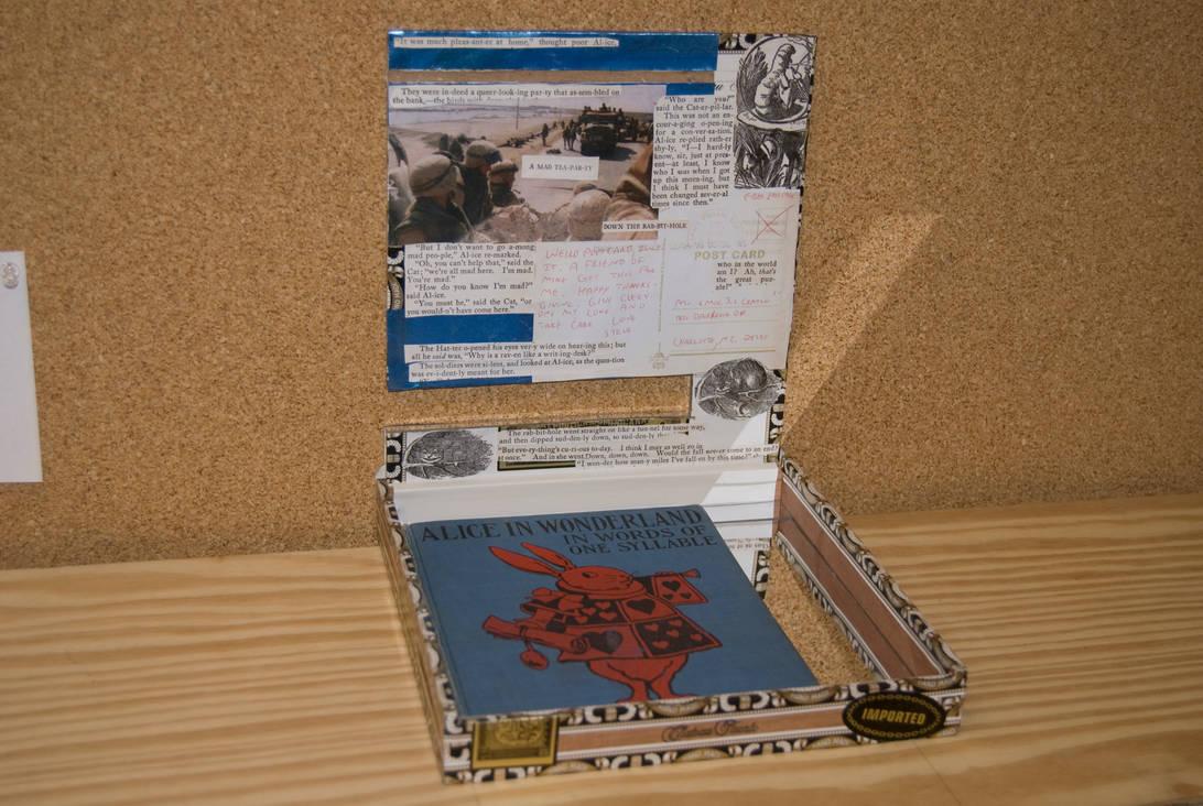 4th Year 1st Semester Elective Cigar Box Project