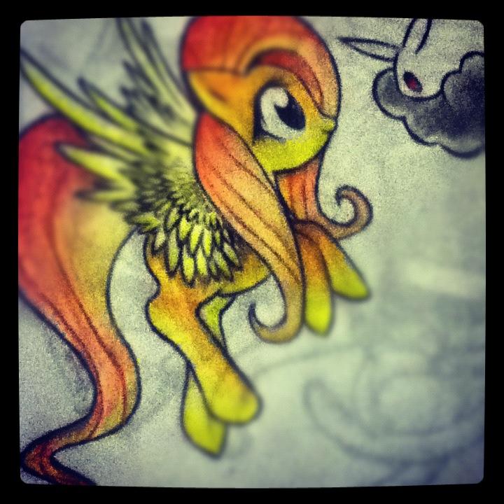 Fluttershy by Jimet