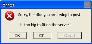 Dick  Reveal by Hotdoog