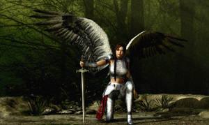 Angelic Warrioress