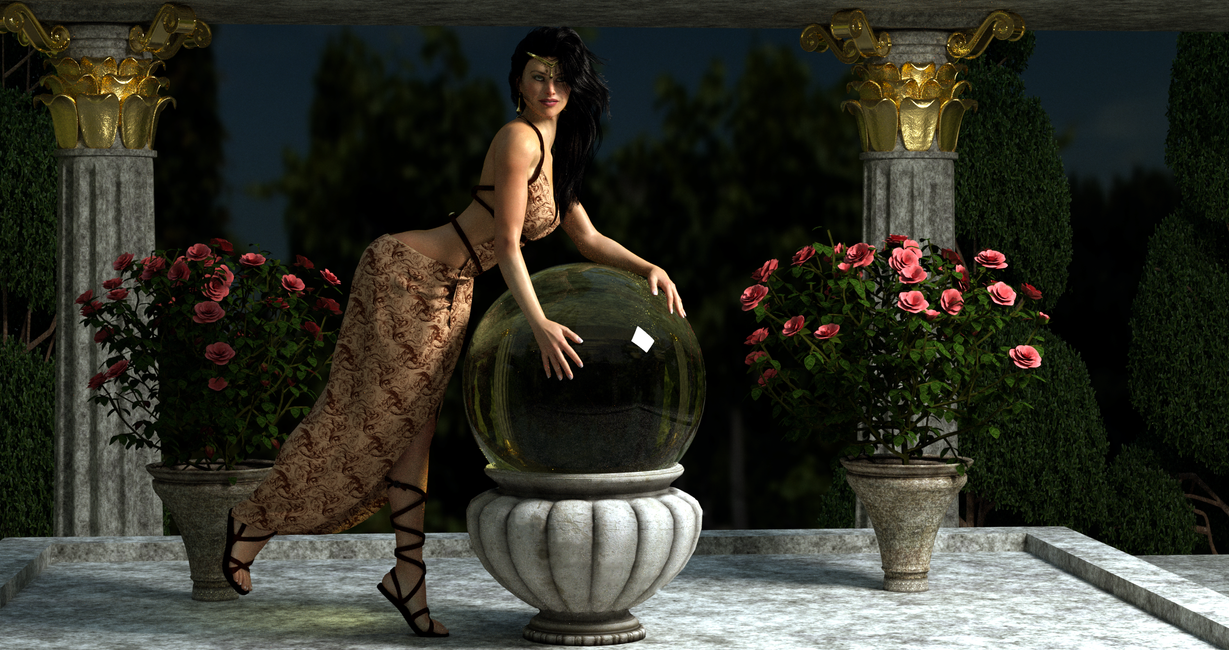 Lavinia 04121501 by 3drenders