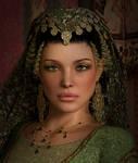 Princess Tamina of Alamut