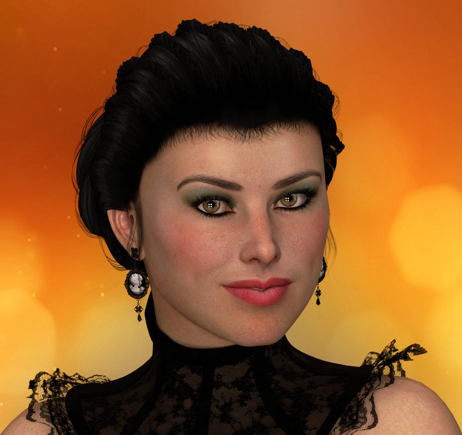 Lavinia 102515 by 3drenders
