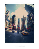 The Times Square by AnjaRoehrich