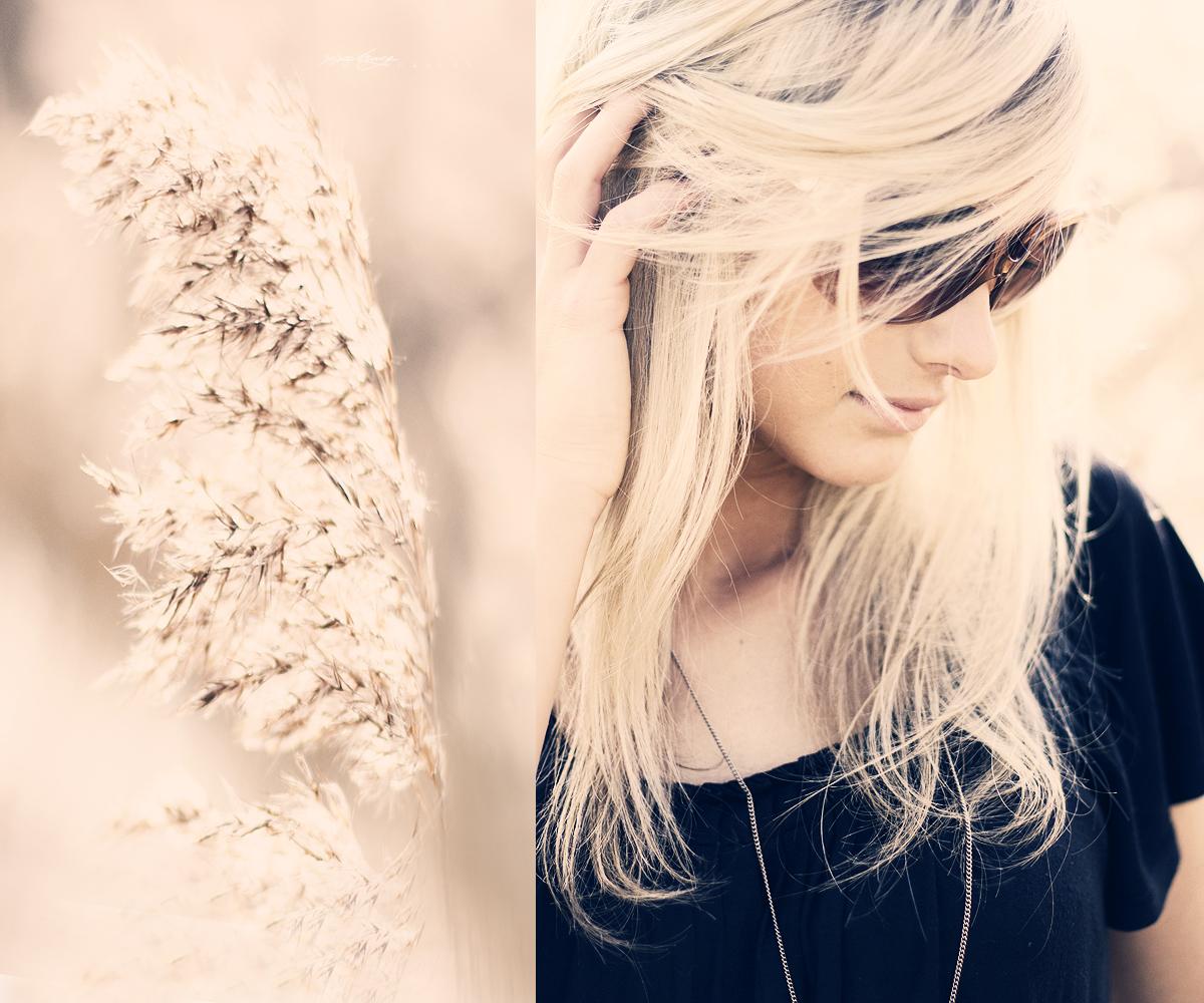 Фото девушек на аву блонд без лица