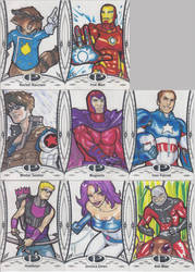 Marvel Premier Cards '14 - 1 by Darke-Imp