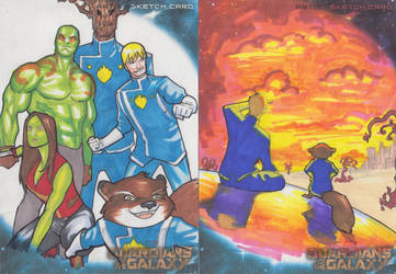 Guardians of the Galaxy '14 - 6 by Darke-Imp