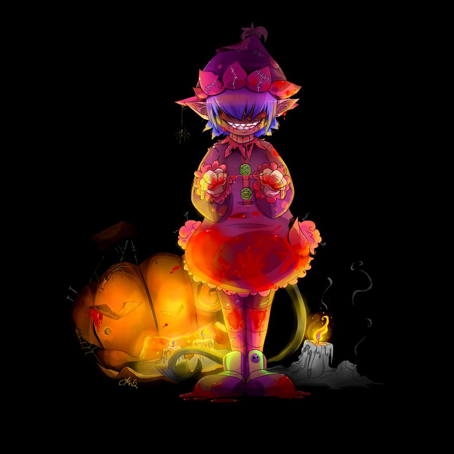 Halloween 2014 by souerlemon