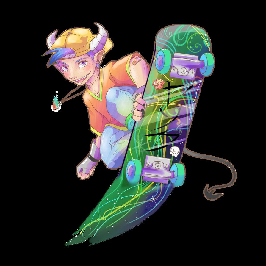 Skate by souerlemon