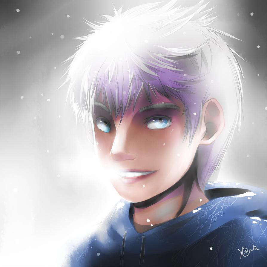 Jack Frost by souerlemon