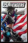 Agent Gwenom OAV by EnjayArt2kx