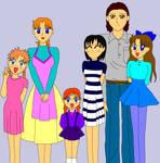 Fawkes family - Sailor Logical