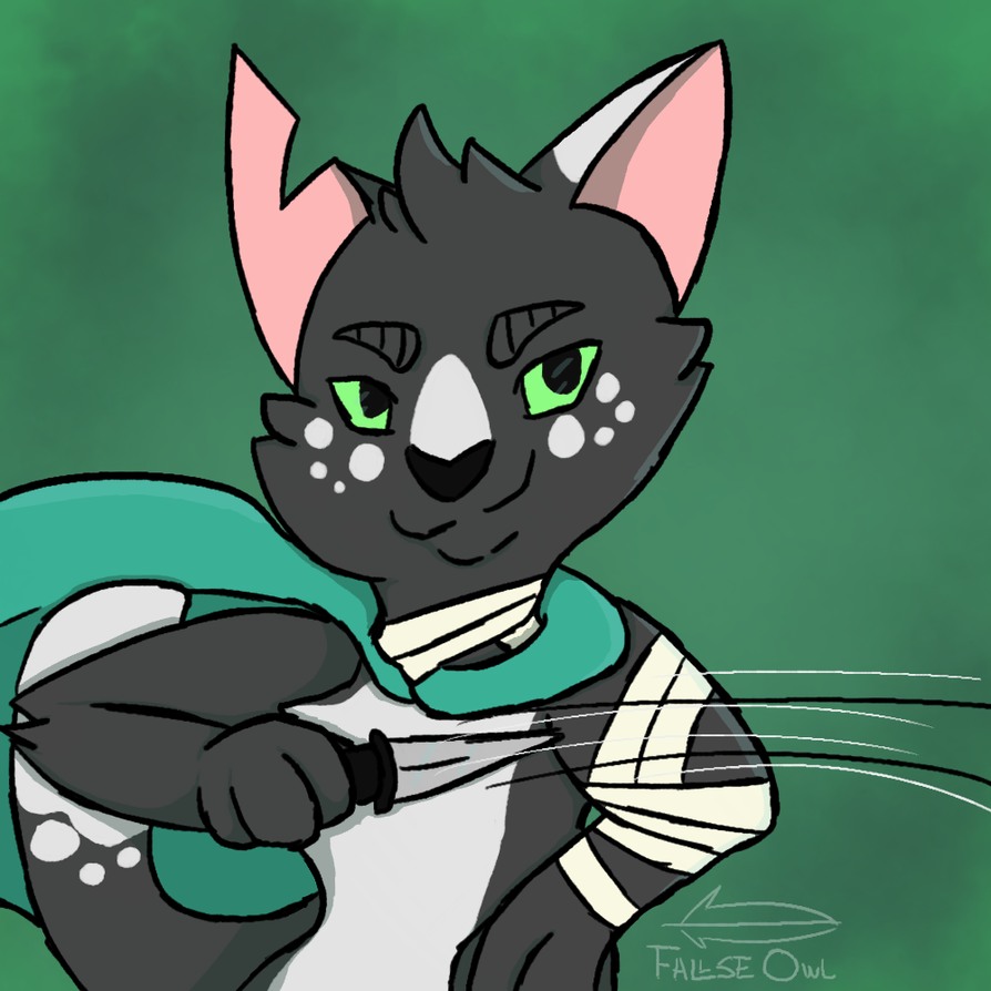 Smudge - Attack n1 by Doodle-Boxx