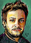 Self Portrait Speed Paint