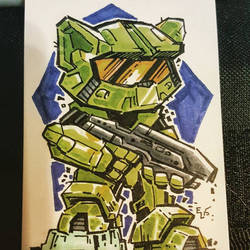 Inktober 2015 - Boots and Cats #27 - Halo Kitty