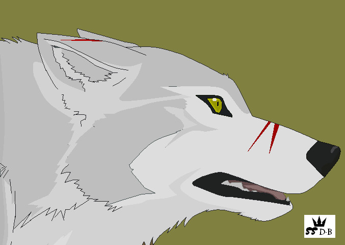 Cartoon wolf coloring pages wolf coloring pages free coloring pages - Gin Wolf S Rain By Wolfxofxsilver On Deviantart