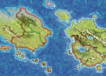 Map of Shireroth