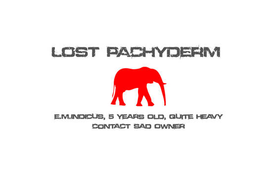 Lost Pachyderm