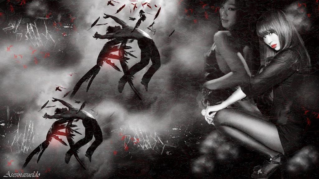 Dark H by asesinasueldo