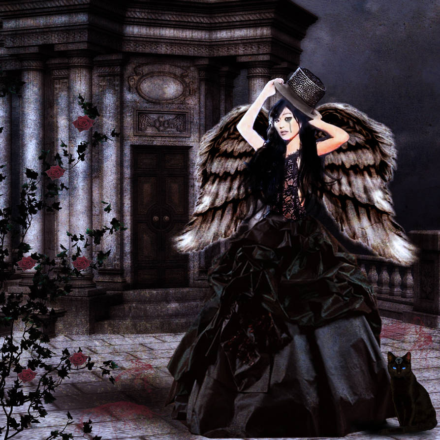 Dark Angel H by asesinasueldo