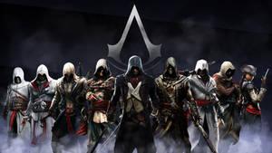 Assassin's Creed Wallpaper Full HD (1920x1080p)