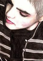 Gerard Way again by ElliotChange