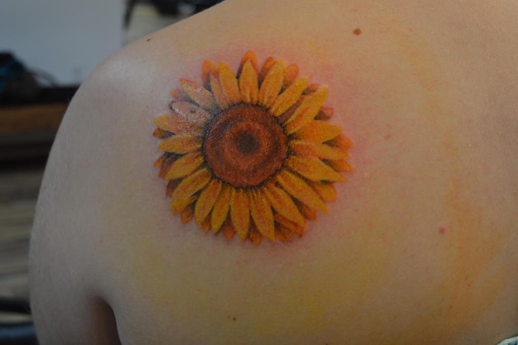 Sunflower by JLKArt