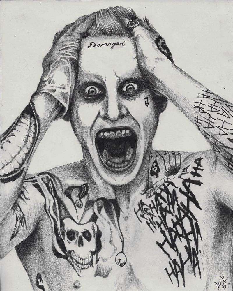 Jokeroriginal by JLKArt