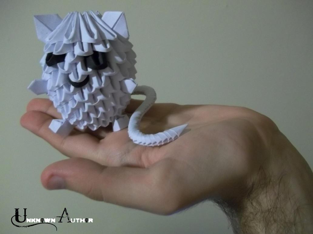 3D Origami - Nazar by Jobe3DO