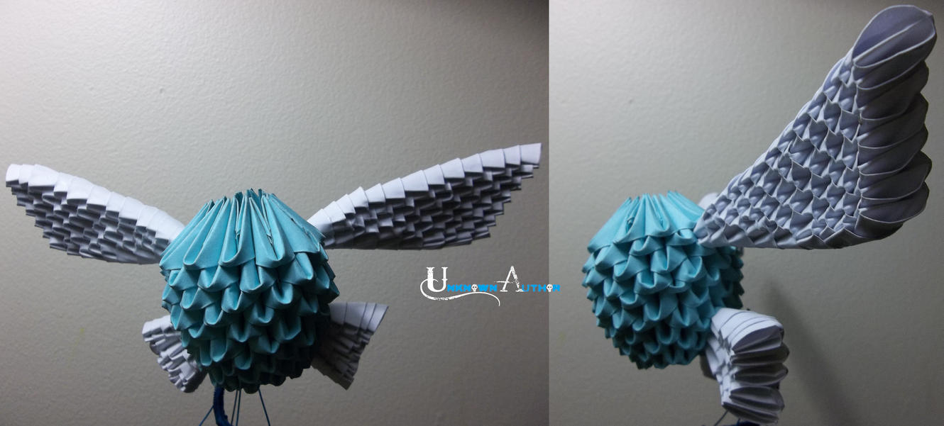 3D Origami - Navi by Jobe3DO