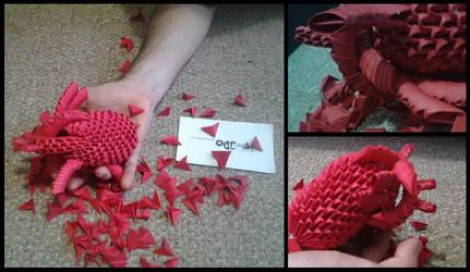 3D Origami - Human Heart