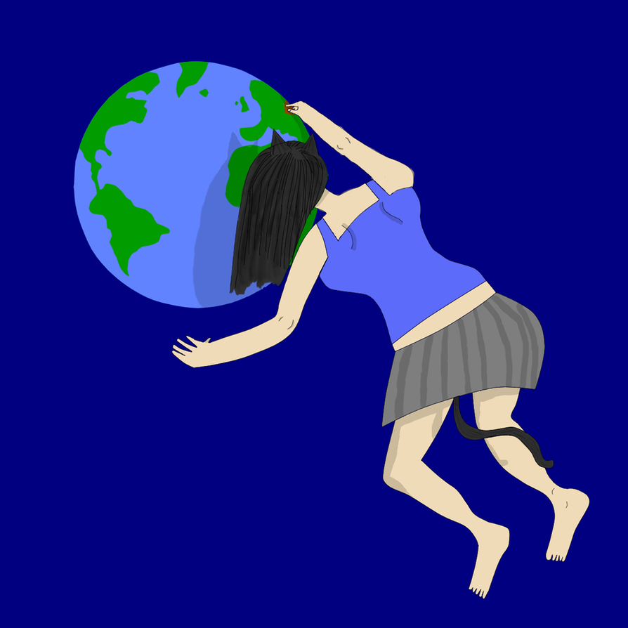 Planet Yarn by DrawingPlayful